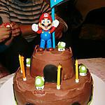 recette Gâteau à Thème Château De Mario Bros