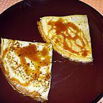 recette crêpes à la confiture de lait