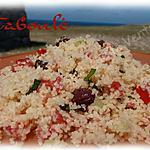 recette Taboulé oriental