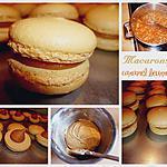 recette Macarons au caramel au beurre salé