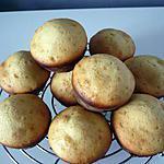 recette Muffins moelleux miel / coulis d'abricot