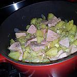 recette Sauté de pommes de terre au cervelas