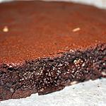 recette Brownies au chocolat noir et aux noix de macadamia