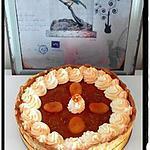 recette une tarte 4 en 1 oui oui une tarte magique abricot thym
