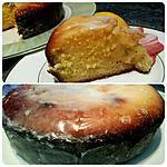 recette Gâteau au citron et son nappage à la Bernard