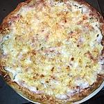 recette tarte courgettes lardons