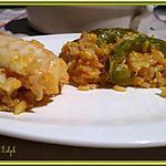 recette Cocotte de riz au cabillaud