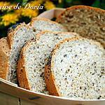 recette Pain au Pavot et herbes fraîches