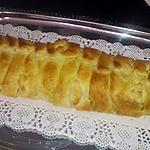 recette Tresse feuilleté a la raclette
