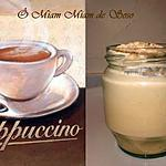 recette YAOURT & CAPPUCCINO