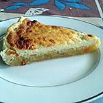 recette Tarte aux pommes - fromage blanc