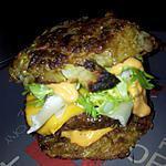 recette Patata burger