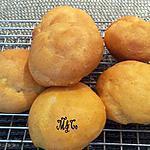 recette Pâte à choux sans gluten et sans sucre