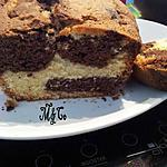 recette Cake marbré sans gluten revisité à ma façon