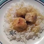 recette Boulettes de Poisson de la Baie de Douarnenez sans gluten