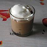recette Cappuccino moelleux