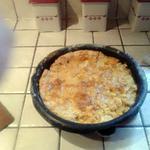 recette Gateau basque a la creme pâtissière