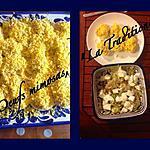 recette Oeufs Mimosas (Façon Mamie)