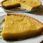 recette Tarte au citron (Vegan)