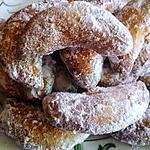 recette Croissants au amandes
