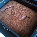 recette Fondant au chocolat et nutella