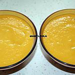 recette Velouté de potimarron