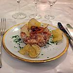 recette Tartare de saumon à l'aneth