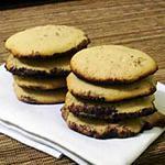 recette Sablés Choco-Chicorée