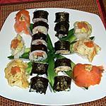recette Sushis et Makis Maison