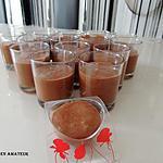 recette Mousse chocolat au carambar