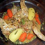 recette Gigolettes de lapin a l estragon