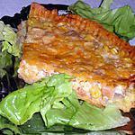 recette quiches au thon