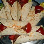 recette Fajitas au boeuf haché