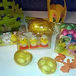 recette Notre petite deco pour Pâques