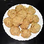 recette COOKIES NOIX FROMAGE