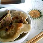 recette Raviolis chinois au porc et au poireau