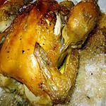 recette Poulet Rôti au gros sel