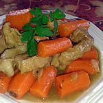 recette Tendrons de veau aux carottes