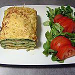 recette lasagnes d'épinards