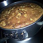 recette Génoise moelleuse aux amandes