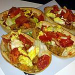 recette Tacos maison