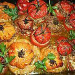 recette Tomates de toutes variétés farcies