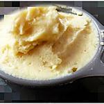 recette Purée maison à l'huile d'olive et à la crème (sans beurre)