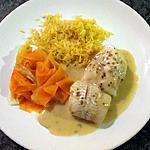 recette Filets de merlan sauce anisée (thermomix)