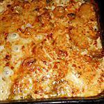 recette Gratin de pommes de terre paysan