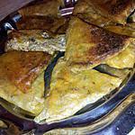 recette Croustillant aux sardines de ma Mamie et Maman