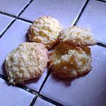 recette Biscuits a la noix de coco
