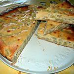 recette tarte a la rhubarbe