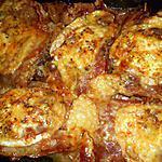recette cote de porc au chaource