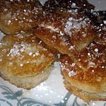 recette Beignets de pain de mie au Nutella Fluff